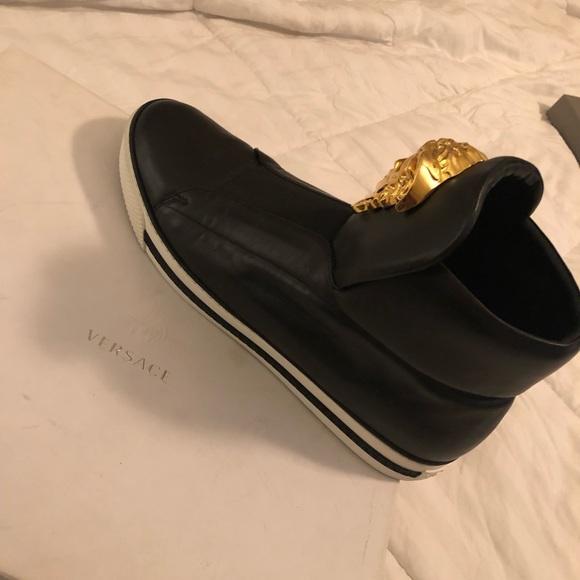 Versace Shoes | Versace Men Shoes 4 2